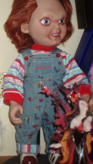 Chucky, el muñeco diabólico, de Luix