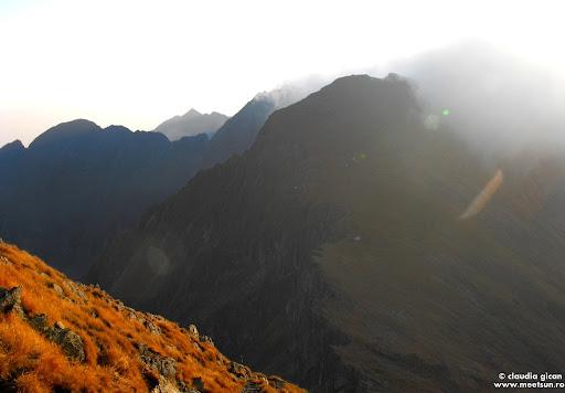 rasarit de soare pe munte