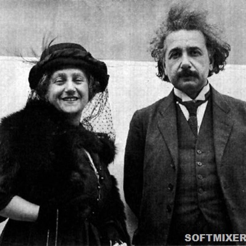 Два странных брака Альберта Эйнштейна