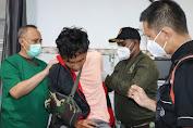 Korban Kekejaman Dan Kebiadaban KST Di Kiwirok Dirawat Di RS. TK II Marthen Indey