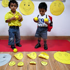 Laughter Day (Playgroup) 21-4-2015