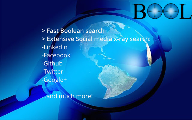 BOOL: Boolean Search Assistant