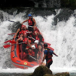 Rafting Unom i Plitvička jezera, 15-17.8.2008.