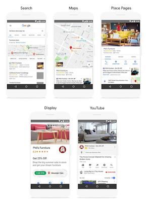 Formatos de anuncios red display Google Ads