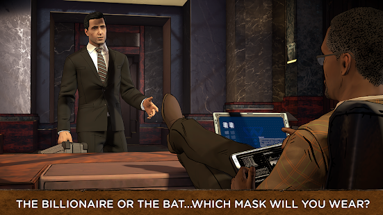 Batman: The Enemy Within Screenshot