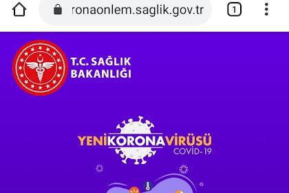 Online Corona (Korona) Virüs Testi