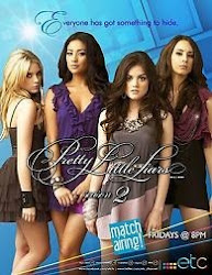 Pretty Little Liars Season 2 - Án mạng ẩn mình 2