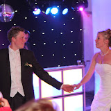 Bruiloft Folkert en Hillie, feesttent, Oudega-W