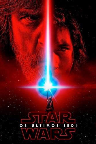 Star Wars - Os Últimos Jedi - Pôster nacional 500px