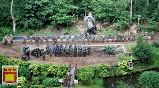Santa Fe Event in Oorlogsmuseum Liberty Park.overloon 16-06-2012 (94).JPG