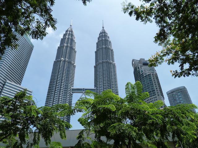 Petronas Twin Towers, Kuala Lumpur, Malaisie