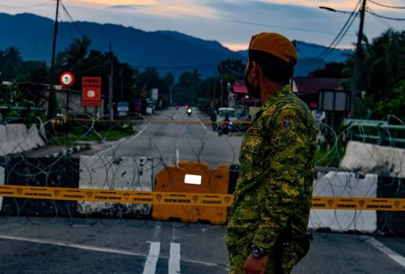 10 lagi lokaliti di 5 negeri dikenakan PKPD - Ismail Sabri