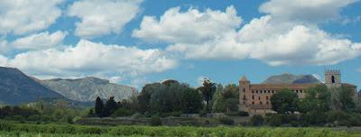 концерты в Испании, концерт в монастыре, Monasterio de Sant Jeroni de Cotalba, Real Monasterio de San Jerónimo de Cotalba, ночь оперы, опрев в летнюю ночь, España, Valencia, Испания, Валенсия, CostablancaVIP, conciertos, evento, классика, джаз, менестрели