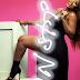 Laura Ikeji Bares Cleavage in New photoshoot