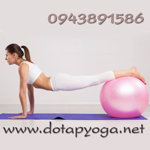 Địa chỉ bán bóng tập yoga