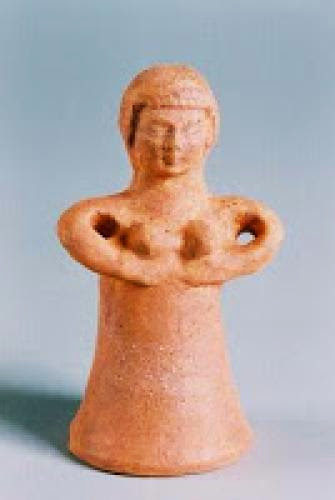 Fertility Goddess Asherah Was God Wife Edited Out Of The Bible