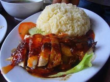 Resepi Ramadhan:Resepi Nasi Ayam Mudah