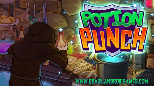 Download Potion Punch v5.0.2 APK + MOD DINHEIRO INFINITO Full - Jogos Android
