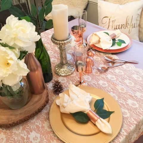 thankful pillow home decor parlor girl thanksgiving table