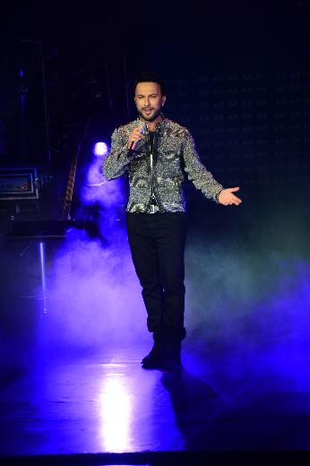 Tarkan at the Harbiye 31 August 2013