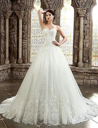 Vestidos de novia para boda iglesia