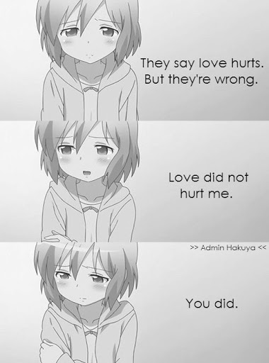 21 Most Awesome Heart Broken Anime Quotes Otakukart