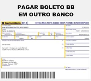 Posso Pagar Boleto do Banco do Brasil em outro Banco