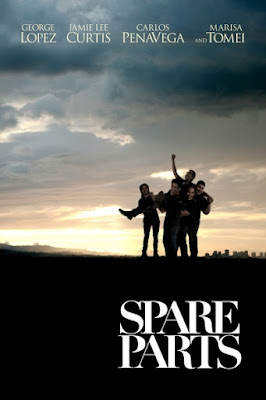 Spare Parts (2015) BluRay 720p HD Watch Online, Download Full Movie For Free