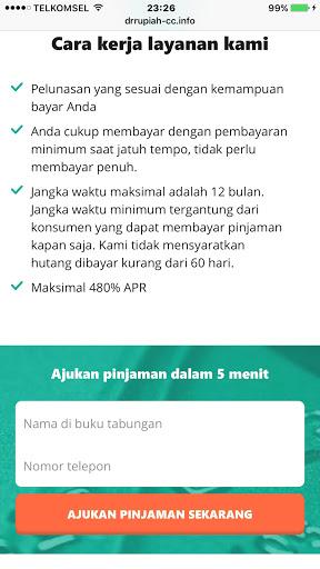 Pinjaman Tunai Online