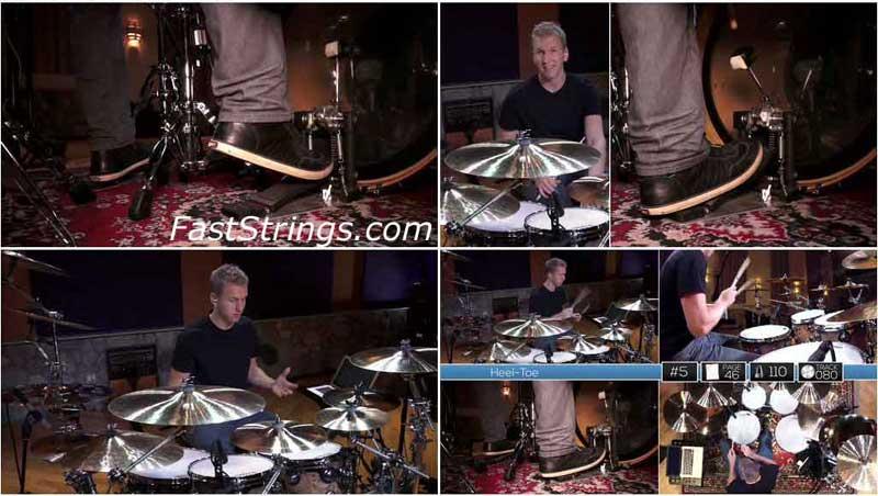 Jared Falk - Successful Drumming DVD 1-3