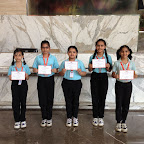 Sparkle Achievers Grade 4 at WIS Pawan Baug (Primary Section 2017-18)