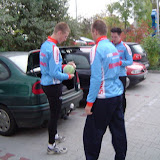Trainingskamp Erfurt 2004