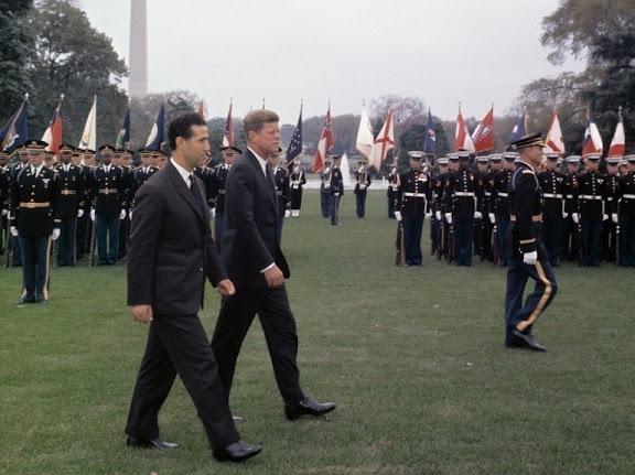 Quand John F.Kennedy dénonçait le colonialisme en Algérie - Algerie360