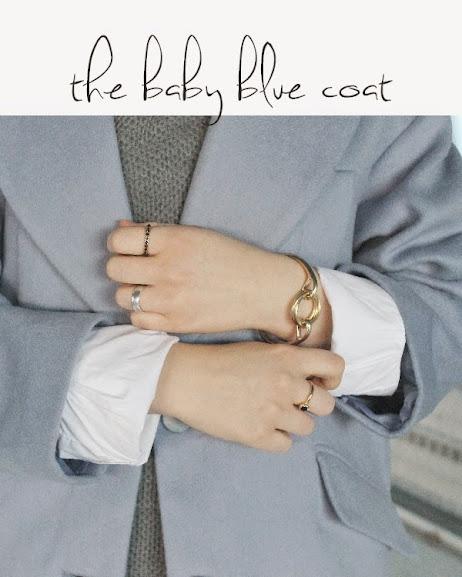 The Baby Blue Coat