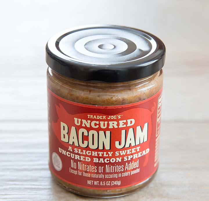 photo of a jar of Bacon Jam