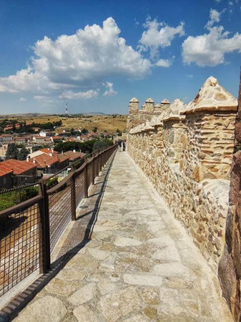 Paseo por la muralla