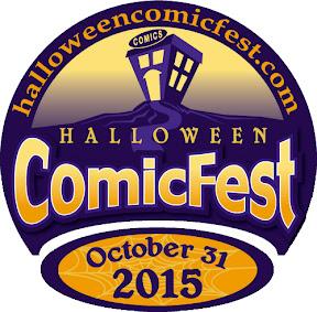 Halloween ComicFest 2015