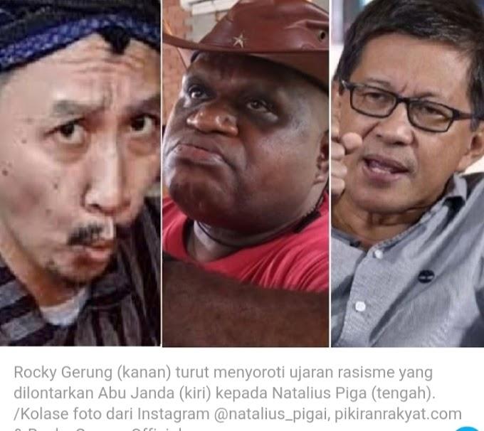 Kecam! Abu Janda Telah Melakukan Tindakan Rasisme Terhadap Natalius Pigai