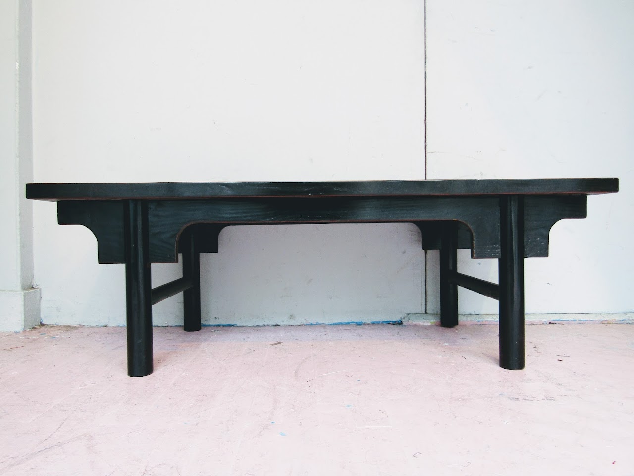 Asian-Inspired Coffee Table