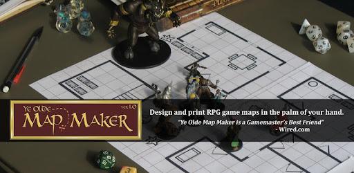 Ye Olde Map Maker - Apps on Google Play