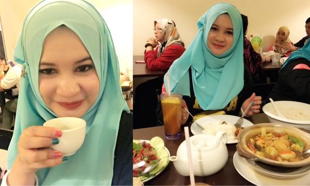 makan di mohammad chow