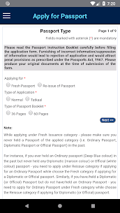 mPassport Seva App Download For Android and iPhone 4
