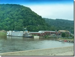 River boat Casino on the Mississippi