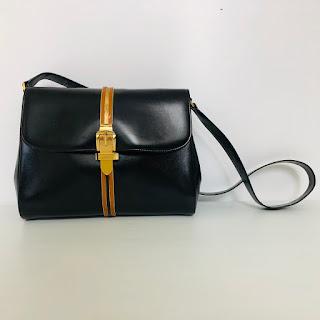 Gucci Vintage Leather Bag