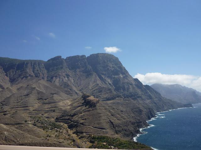 Westküste von Gran Canaria.