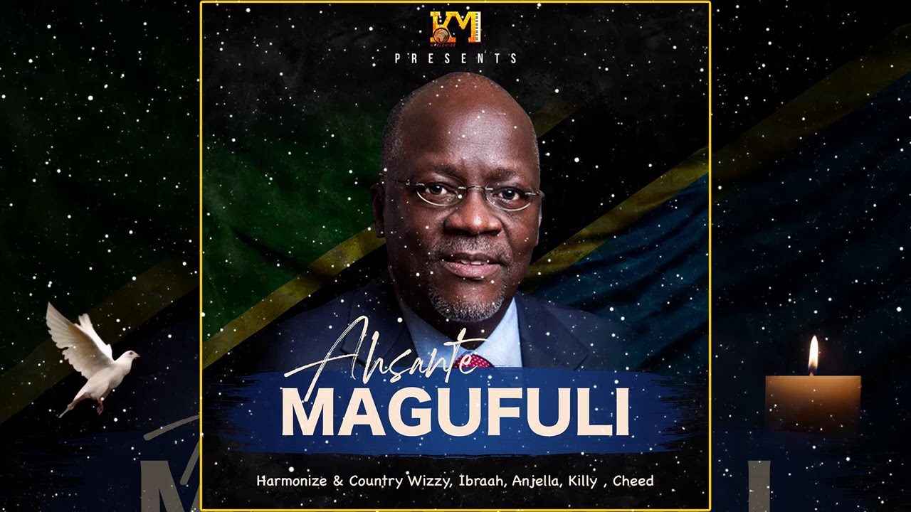 Konde Music Artists - Asante Magufuli