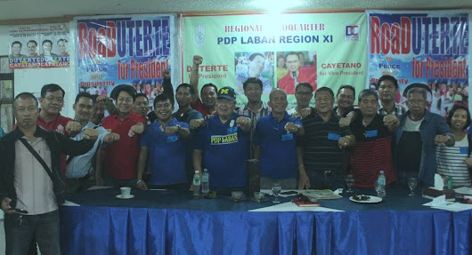 Mindanao PDP Laban stalwarts slam political turncoats joining the party