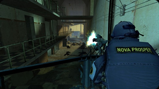 Half-Life2 Nova Prospekt