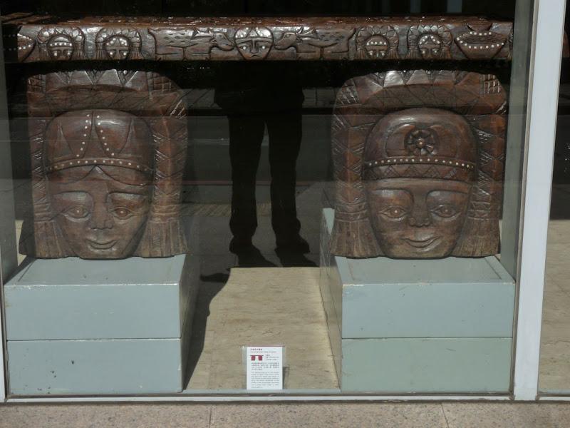 TAIWAN..Taipei,Xinbeitou Musée aborigène , Musée des sources chaudes et mémorial Sun Yat Sen 01/2009 - Xinbeitou%2B026.jpg