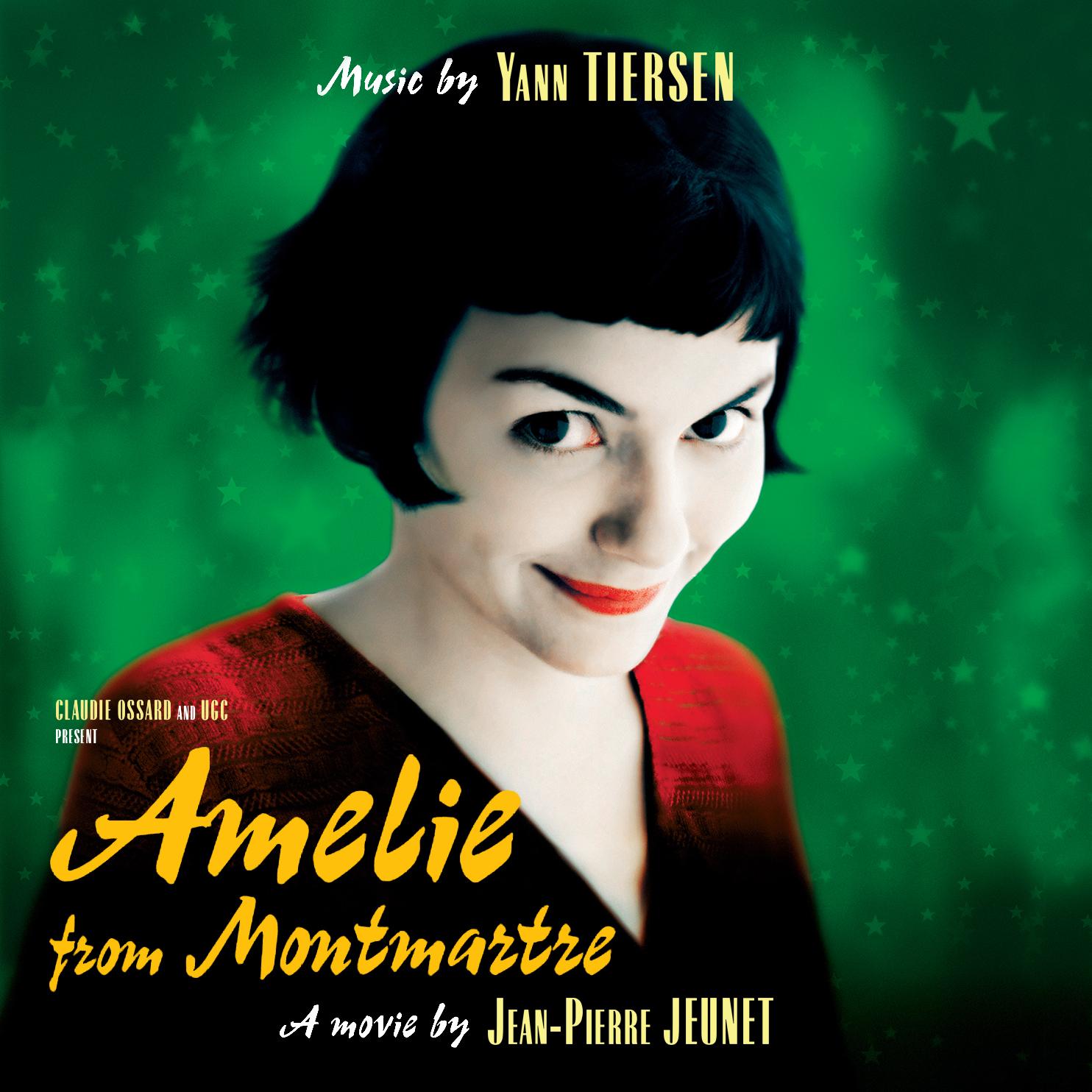 Album Artist: Yann Tiersen / Album Title: Amelie from Montmartre